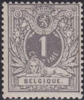 Belgie   .  OBP  .   43     .    **   .     Postfris    .  /   .  Neuf Sans Charniere - 1869-1888 Liggende Leeuw