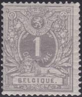 Belgie   .  OBP  .   43a     .    **   .     Postfris    .  /   .  Neuf Sans Charniere - 1869-1888 Liggende Leeuw