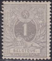 Belgie   .  OBP  .   43b     .    **   .     Postfris    .  /   .  Neuf Sans Charniere - 1869-1888 Liggende Leeuw