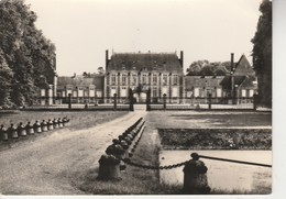27 - SAINT AUBIN D' ECROSVILLE - Le Château - Saint-Aubin-d'Ecrosville