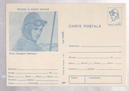 FAMOUS LADIES  ELENA CARAGIANI STOENESCU AIRPLANES ,THE ROMANIAN AVIATION PIONERS -ELENA CARAGIANI STOENESCU Women Pilot - Aéreo