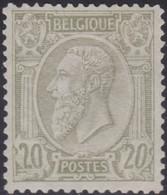 Belgie   .  OBP  .   47  (2 Scans)     .    **   .     Postfris    .  /   .  Neuf Sans Charniere - 1883 Leopold II.