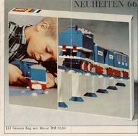 LEGO SYSTEM - CATALOGUE - SORTIMENT 1966 (Texte En Allemand) - Catalogs