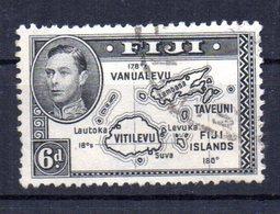 Sello Nº 110 Fiji - Fiji (...-1970)