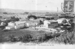 CPA De Pas-des-lanciers (Bouches Du Rhône) - Vue Générale Prise Des Prés. N° 4979. - Autres Communes