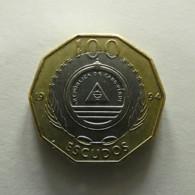 Cape Verde 100 Escudos 1994 - Cape Verde