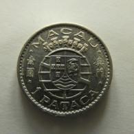 Portuguese Macau 1 Pataca 1975 - Portugal