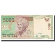 Billet, Indonésie, 5000 Rupiah, 2003, KM:142a, TTB - Indonesia