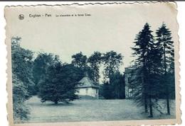 Enghien - Parc - La Chaimière Et La Ferme Claes - Edit. Collège St. Augustin - 2 Scans - Enghien - Edingen
