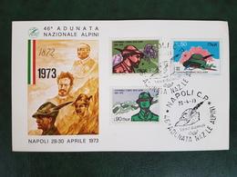 (37978) STORIA POSTALE ITALIA 1973 - 6. 1946-.. Repubblica