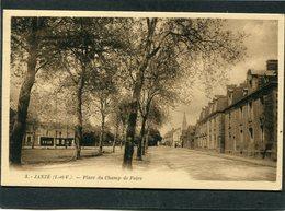 CPA - JANZE - Place Du Champ De Foire - Autres Communes