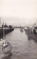 U-BOOTE Dans Port Atlantique ?.  ..Lorient ? - Barche