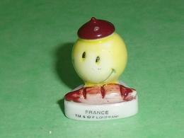 Fèves / Pays / Région : Smiley , France    T9 - Pays