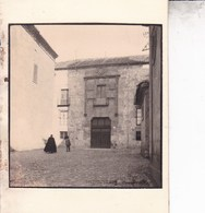 CACERES  Scène De Vie 1929 Photo Amateur Format Environ 7,5 X 5,5 Cm - Places