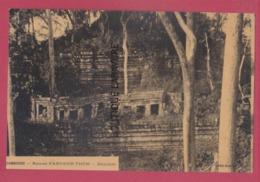 CAMBODGE---Ruines D'ANGKOR-THOM---Bapoum - Cambodia