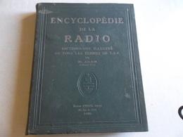 ENCYCLOPÉDIE DE LA RADIO PAR MICHEL ADAM - Encyclopaedia