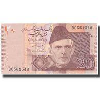 Billet, Pakistan, 20 Rupees, 2005, 2005, KM:46a, NEUF - Pakistan