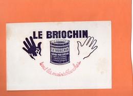 """BUVARD. SAVON MOU """" LE BRIOCHIN """"  Achat Immédiat - Wash & Clean"""