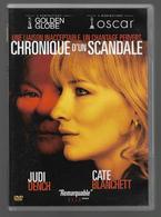 Chronique D'un Scandale Dvd  Cate Blanchett - Drame