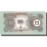 Billet, Biafra, 1 Pound, Undated (1968-69), KM:5a, SPL - Nigeria