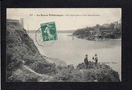 35 La Rance Pittoresque / Port Saint Jean Et Port St Hubert - France