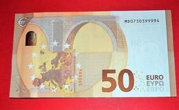 50 Euro M004 C4- PORTUGAL - M004C4 - MC0730399994 - UNC FDS NEUF - EURO