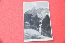 VCO Forse Ossola O Prov. Torino O Aosta Rppc Campeggio Fiat Agosto 1933 - Verbania