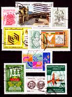 Siria-00124 - Valori Del 1981-82 (o) Used - Senza Difetti Occulti. - Siria
