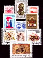Siria-00126 - Valori Del 1981-82 (o) Used - Senza Difetti Occulti. - Siria