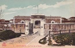 SAINT-DENIS - Le Fort De La Briche - Saint Denis
