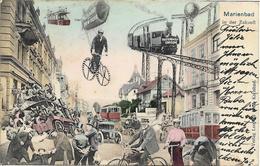 1910 - Marienbad , ZUKUNFT , Gute Zustand, 2 Scan - Tschechische Republik