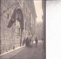 CACERES  Palais Episcopal Et SAN MARIA Septembre   1929  Photo Amateur Format Environ 7,5 X 5,5 - Places