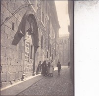 CACERES  Palais Episcopal Et SAN MARIA Septembre   1929  Photo Amateur Format Environ 7,5 X 5,5 - Plaatsen