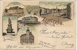 1897 - SVITAVY , Zwittau , Gute Zustand, 2 Scan - Czech Republic