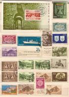 (Fb).Israele.1948-1961.Accumulazione Di Francobolli Usati (3 Scansioni) (237-16) - Israele