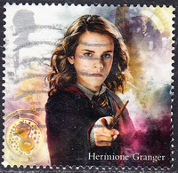 2018   Harry Potter 2018 (1st Issue) - Hermione Granger 1st - 1952-.... (Elizabeth II)
