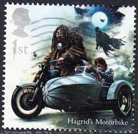 2018   Harry Potter 2018 (1st Issue) - Hagrid's Motorbike 1st - 1952-.... (Elizabeth II)