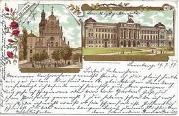 1897 - LEMBERG , Gute Zustand, 2 Scan - Ukraine