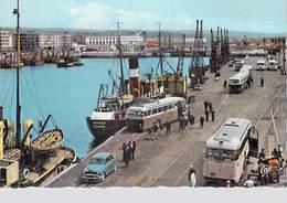 """62] Pas De Calais > BOULOGNE Sur MER Les Quais De La Ville (bus Autobus Car Bateau """"Bayard"""") *PRIX FIXE - Boulogne Sur Mer"""