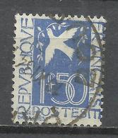 206F-SELLO PALOMA DE LA PAZ 1934 Nº294 SERIE COMPLETA VALOR 17,00€ USADO.BONITO - Francia