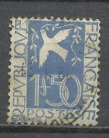 206G-SELLO PALOMA DE LA PAZ 1934 Nº294 SERIE COMPLETA VALOR 17,00€ USADO.BONITO - Francia