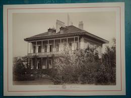 VICHY -  Chalet Marie-Louise (Villa Impériale) -  Photographie Ancienne Grand Format De Claudius Couton - Métiers