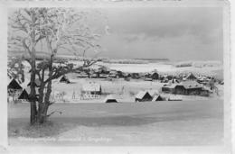 AK 0234  Zinnwald Im Erzgebirge - Winterzauber Um 1930-40 - Altenberg