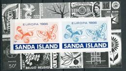 Emissioni Locali (Locals) 1966 - Sanda (o) - Emissions Locales