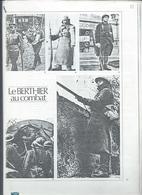 Documentation Du Fusil Lebel Ou La Famille Des Armes Berthier Et La Rosalie Scan A4 Sous Poche .30 Pages - Otros