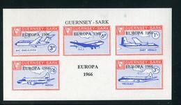 Emissioni Locali (Locals) 1966 - Guenrsey-Sark + Alderney (2 Scan) ** - Ortsausgaben