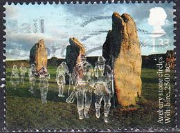 2017 GB   Ancient Britain - Avebury Stone Circles, Wiltshire, 2500 BC £1.33Used SG3913 - 1952-.... (Elizabeth II)