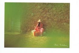 CHRIS NIKOLSON -- ( Jeune Femme Au Panier ) - Autres Illustrateurs