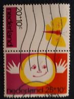 Nederland – NVPH #997 En 998 – Kinderzegels 1971 - Period 1949-1980 (Juliana)
