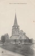 27 - SAINT AUBIN D' ECROSVILLE - Eglise De Saint Aubin D' Ecrosville - Saint-Aubin-d'Ecrosville